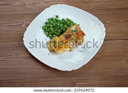 stekt torsk