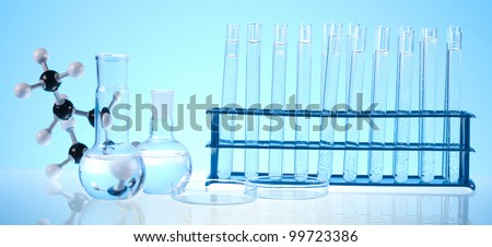 Sterile conditions, Laboratory glass