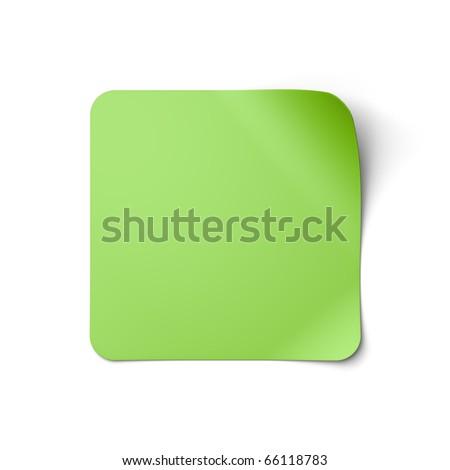 stickers - stock photo