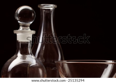 Still-life glass