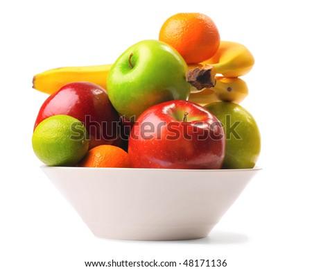 Still Life of Fruit - stock photo