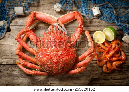 Crab Fishermans Still Life Photograph |Crab Still Life