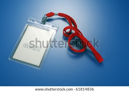 stock image of the pass acess - stock photo
