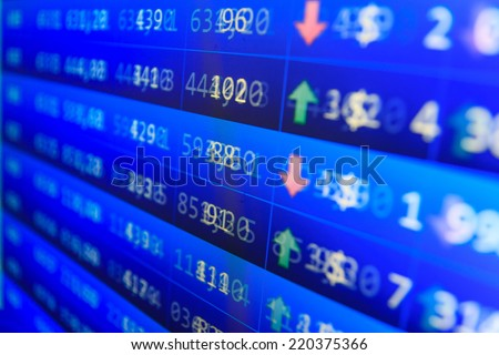 Stock market chart on green background. Live online screen. Stock market finance graph. Stock exchange market. Professional bank broker workstation. Graph background. Forex trade.  - stock photo