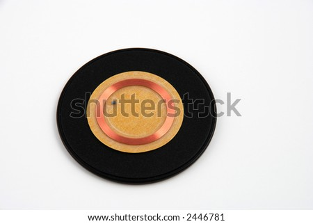 Stock pictures of tags and transponders used for radio frequency identification RFID access and control - stock photo