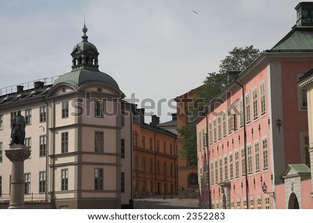 Stockholm Buildings and Architecture