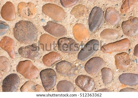stone background / pebble background.