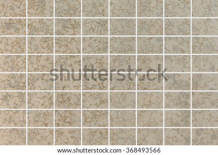 Stone floor tile seamless background and texture