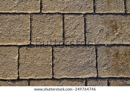 Stone Paving - stock photo