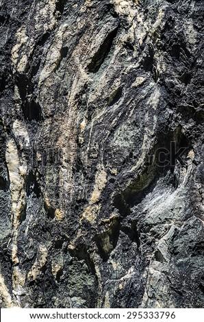 Stone rock background  - stock photo