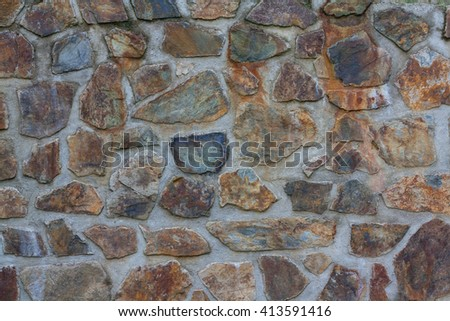 Stone structure