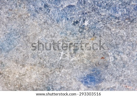Stone structure. Lazurite mineral. Macro. Beautiful fantastic background for successful business projects and other Your variant - stock photo