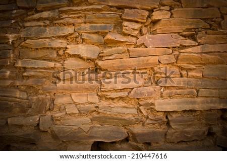 stone wall texture, background and texture