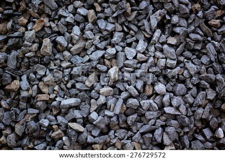 stones background. - stock photo