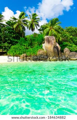 Stones Ocean Shore  - stock photo
