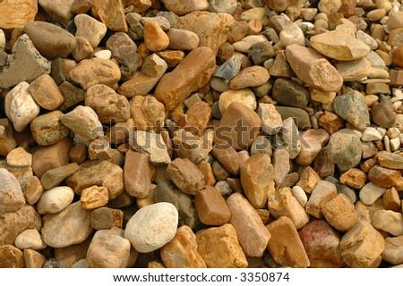 Stones three - stock photo