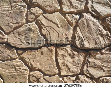 stonework. background