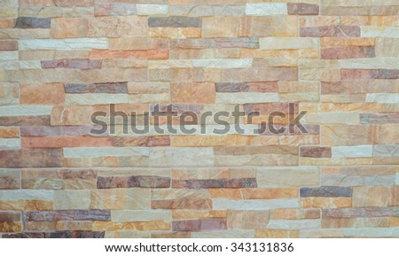 stonework wall textures - stock photo