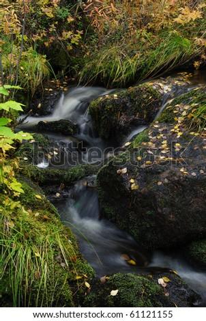 stony creek - stock photo