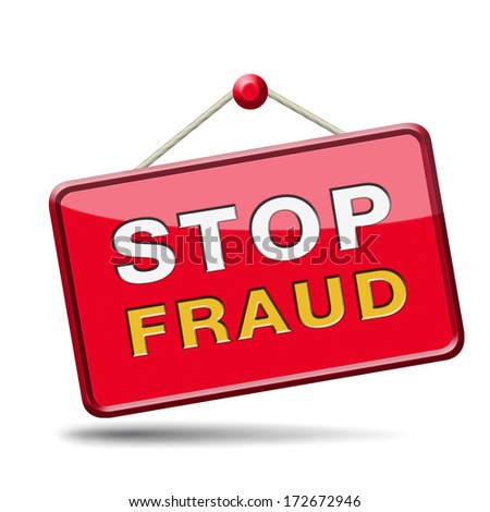 stop fraud bride and political or police corruption money corrupt cyber or internet crime - stock photo