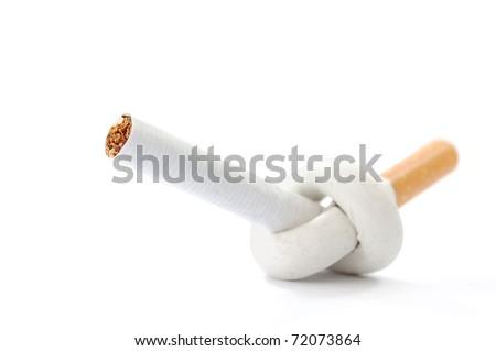 Stop smoking - stock photo