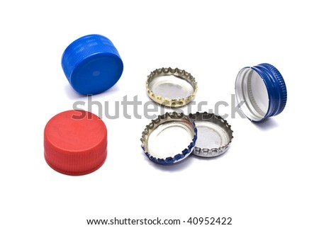Stoppers - stock photo
