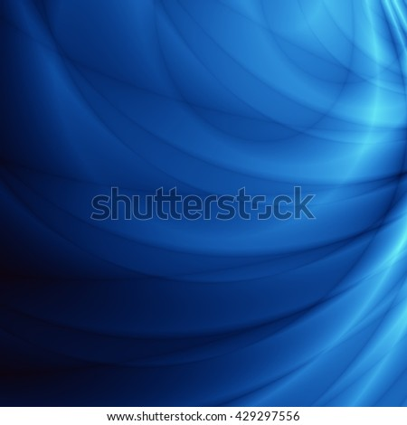 Storm sky abstract blue wallpaper modern background - stock photo