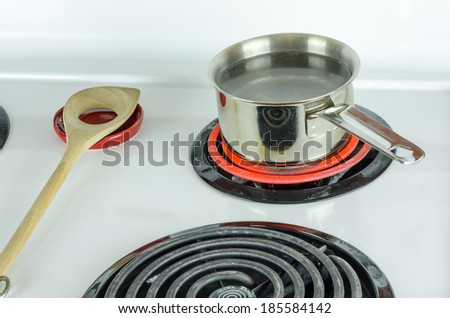Insulated stove pipe black