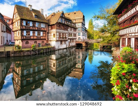 Strasbourg, France - stock photo