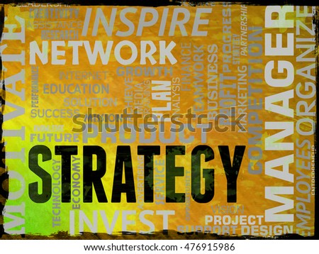 Strategy Words Meaning Tactics Vision And Solutions