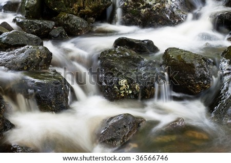 Stream in Lake District