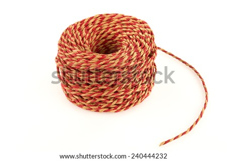 string - stock photo