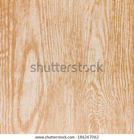 Stripe yellow wood wallpaper for interior decoration, background and pattern - stock photo