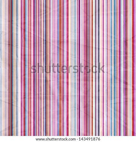 Striped background - stock photo
