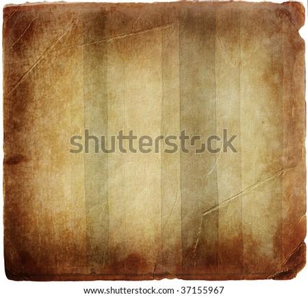 striped background in retro style - stock photo