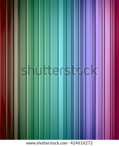 striped background pattern in pretty harmony colors - stock photo