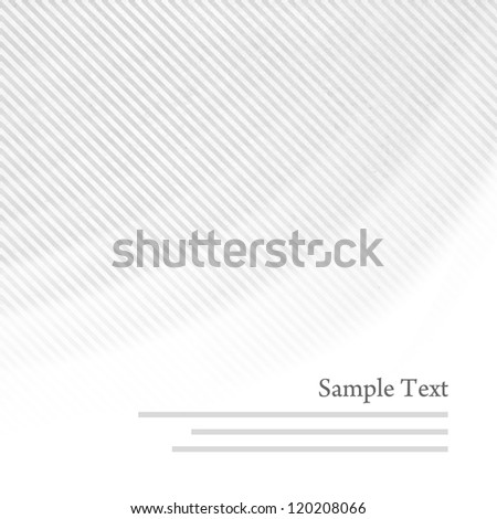 striped background with copy space - stock photo