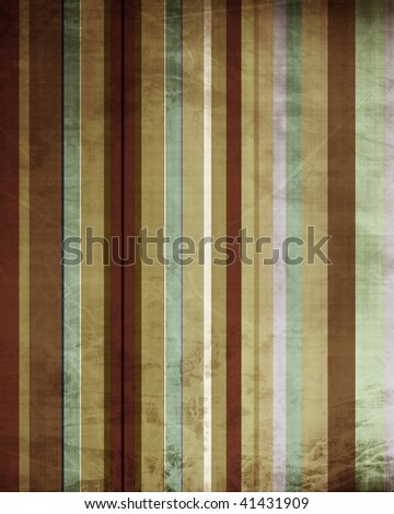 striped background with some damage in it