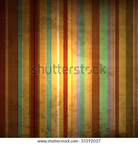 striped background with some damage on it