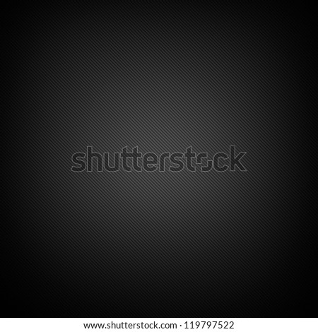 Striped carbon fiber background. New technology texture. - stock photo