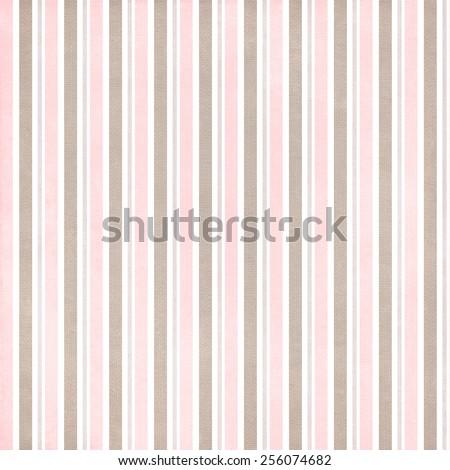 Striped Color Fabric Texture - stock photo