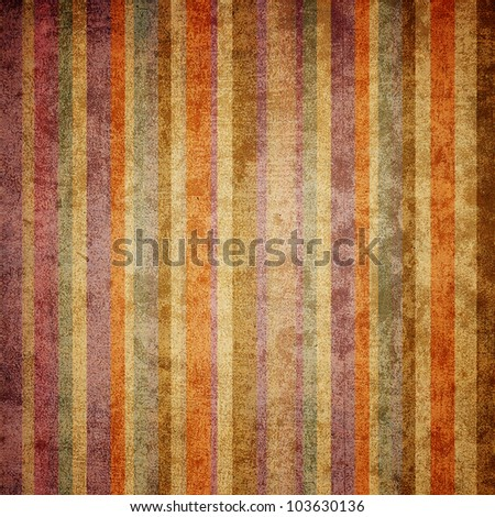 Striped colorful background Style retro pattern - stock photo