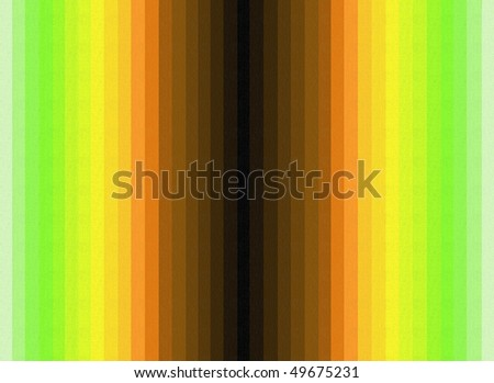 striped colors background in retro style - stock photo