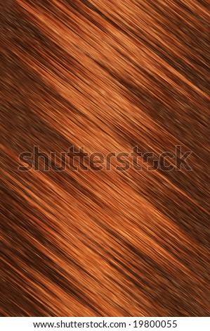 Striped copper background