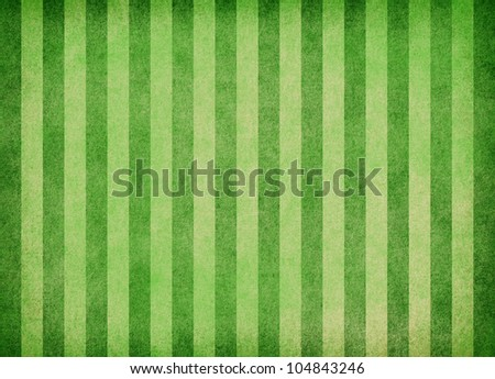 Striped green background. It is possible to use as the soccer field - stock photo
