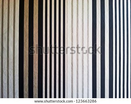 Striped wallpaper - stock photo