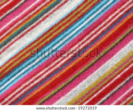 Striped woolen fabric. More fabrics in my port.