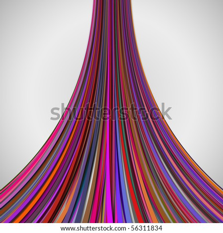 Stripes abstract. Vector background