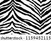 stripes of zebra. background of ...