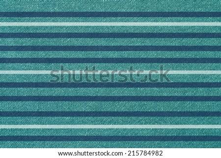 stripes on Jeans texture - stock photo